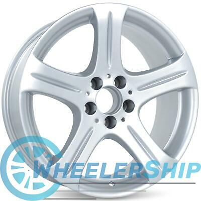 """New 18"""" x 9.5"""" Replacement Wheel for Mercedes CLS500 CLS550 2006-2007 Rim 65372"""