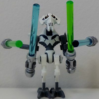 LEGO Star Wars General Grievous Minifigure minifig-75040