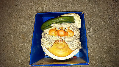 MINT IN BOX Bossons Sir Toby Belch Shakespeare collection