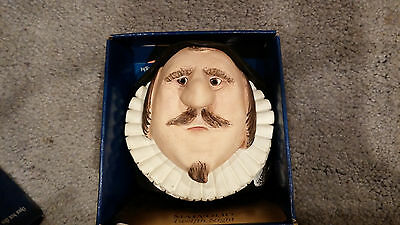 MINT IN BOX Bossons Malvolio Shakespeare collection