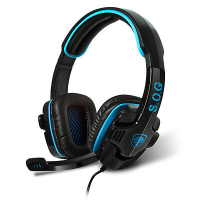 CASQUE GAMER  XPERT-H2 compatible PS3/PS4/XBOX360/PC  SPIRIT Of GAMER MICRO