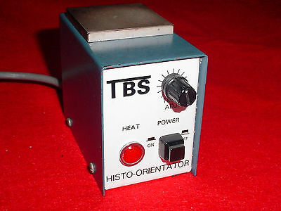 Triangle Biomedical Sciences Cat # H-TO-120 TBS Histo-Orientator Hot Plate