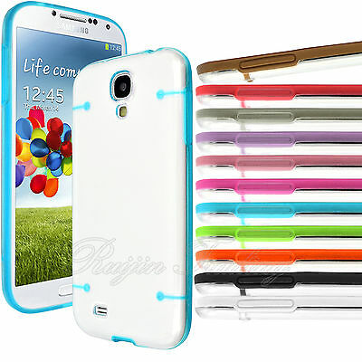 Crystal Clear Hard Case Cover Slim Thin Transparent For Samsung Galaxy S4 i9500