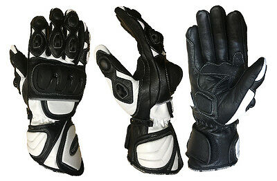 MBSmoto MBG25 Motorcycle Motorbike Sports Gloves With knuckle Protection