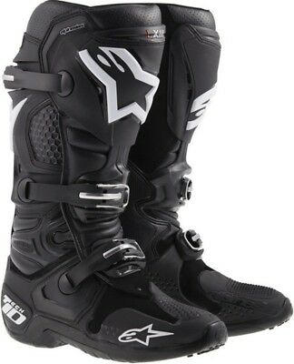 Alpinestars Tech 10 Boots - Black All Sizes