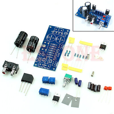 New Audio Power Amplifier DIY Kit Components OCL 18W x 2 BTL 36W TDA2030A