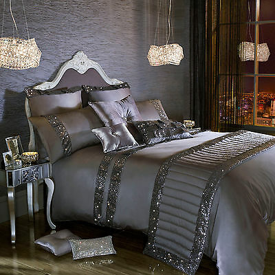 Celebrity Designer Kylie Minogue OCTAVIA Bed Linen Bedding Quilt Duvet Cover New