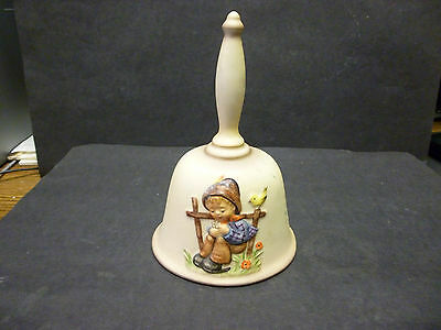 Vintage 1982, Hummel/Goebel 5th Edition Annual Bell, Made in West Germany 1978.