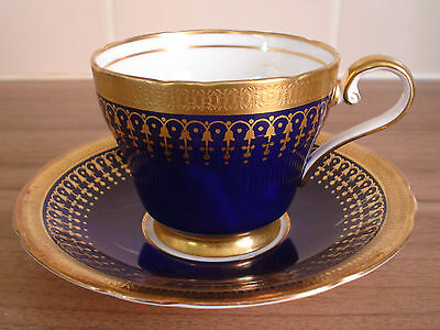 Stunning Cabinet / Demi Tasse Cup and Saucer Made By Aynsley.