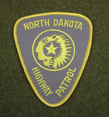 29008) Patch North Dakota Highway Patrol Police Department Insignia Sheriff