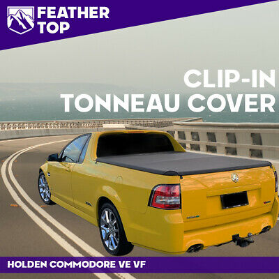 Holden Commodore  Ve Vf Ute Australian Made Clip On New Tonneau Cover