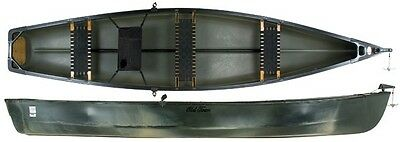 OLD TOWN PREDATOR SQUARE STERN CANOE - CAMO - UNREGISTERED, NEVER USED, GARAGED!