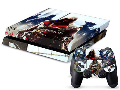 BEA LEGEND483 DECAL SKIN PROTECTIVE STICKER for SONY PS4 CONSOLE CONTROLLER