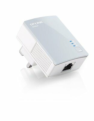 TP-Link AV500 Powerline TV Gaming Wired Networking Single Adapter TL-PA411 X 1