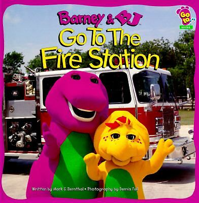 Barney and BJ Go to the Fire Station (Go To... (Barney))