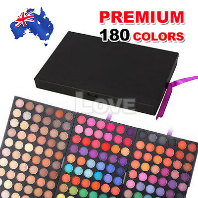 OZ Hot 180 Colour Eyeshadow Eye Shadow Palette Professional Cosmetic Makeup Set