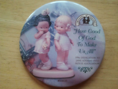 Memories of Yesterday Button Pin HOW GOOD OF GOD TO MAKE US ALL