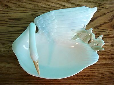FITZ AND FLOYD SWAN SOAP DISH