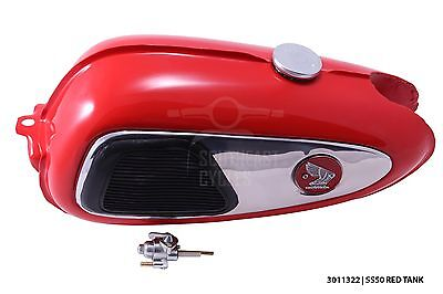 New red fuel tank for honda SS50 CD90