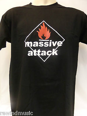 Mens Massive Attack T Shirt