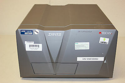 Tecan Safire Plate Reader, Absorbance / Fluorescence, Top / Bottom