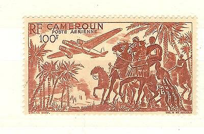 Cameroun Timbres Colonies Francaises Pa N° 39  Neufs Sans Charneres