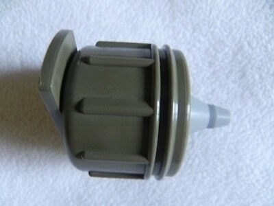 New Government Issue US Military Surplus Water Canteen Cap M1 Olive Drab