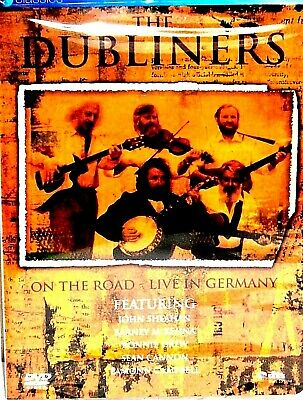The Dubliners On The Road,NEW DVD Live in Germany Irish Music Ireland