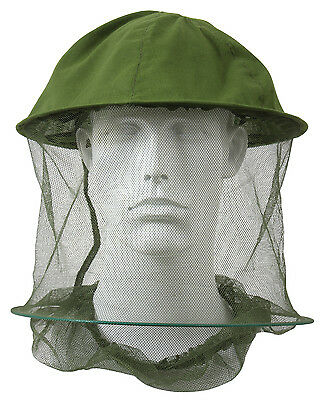 8533 Rothco Olive Drab GI Style Military Insect Head Net Mosquito Hoop