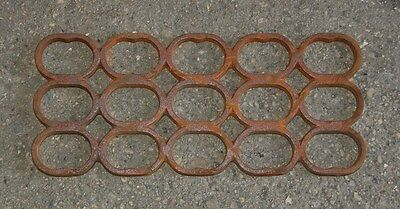 Antique Circle Design Iron Scrolling/Upcycle/Home Decor Several Available