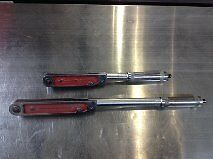 Britool 1/2 inch drive Torque wrenches