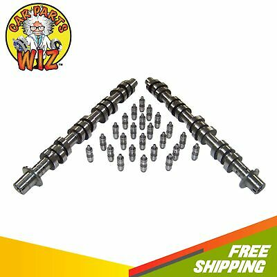 Left Right Camshafts and Lifters Fits 05-14 Ford Mercury 4.6L 3V 5.4L 3V SOHC