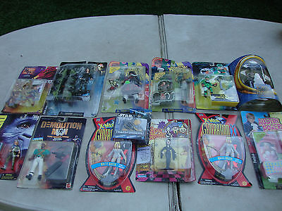 Lot of Action Figures Mixed Lots Great Deal