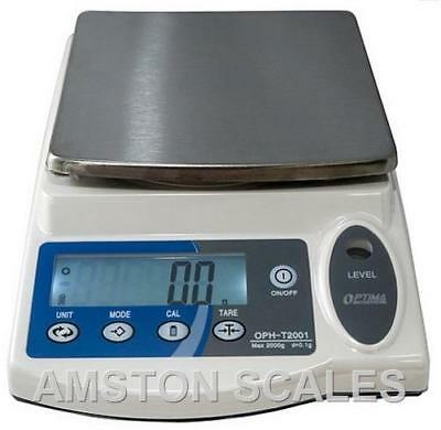 5000 x 0.1 GRAM .1 DIGITAL SCALE BALANCE LAB ANALYTICAL PHARMACY LABORATORY