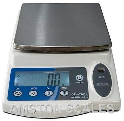 6000 x 0.1 GRAM .1 DIGITAL SCALE BALANCE LAB ANALYTICAL PHARMACY LABORATORY