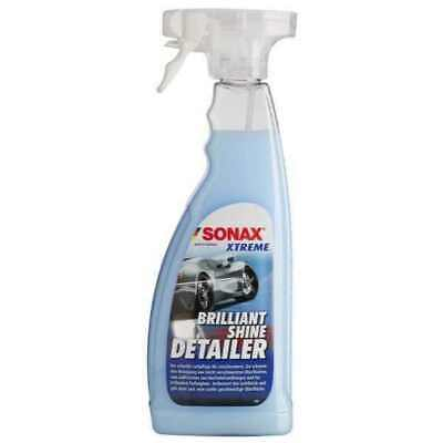 SONAX Xtreme Brilliant Shine Detailer - 750ml Spray Quick Detailer Brand New