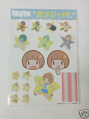 Kill la Kill Mako Mankanshoku Sticker Rare Comic Market 86