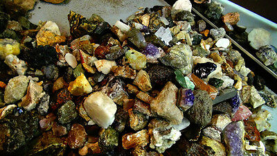 50 POUND LAPIDARY ROUGH MIX LOT !  LIMITED AMOUNT  CLOSEOUT !  TOP GRADE !