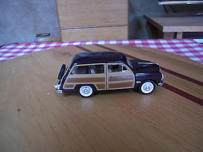 1949 FORD WOODY WAGON - 1/38