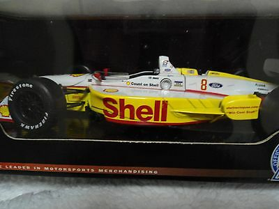 Kenny Brack #8 SHELL Champ Car -  Highly Collectible