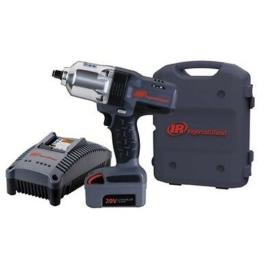 "Ingersoll Rand 20V IQV 1/2"" Cordless Impact Wrench Kit, 1100 ft lbs! IR W7150-K1"