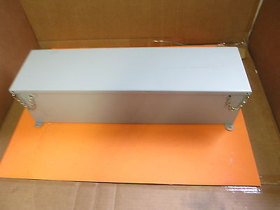 Cooper B-Line 6624-12WT, Type 12 Lift-off Cover Wiring Trough