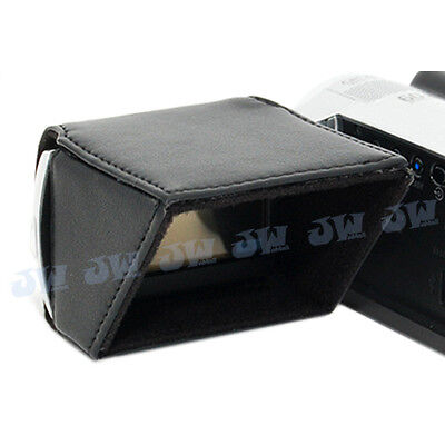 "LCD Screen Monitor Hood for Canon Camcorder DV Digital Video 2.7"" Screen VIXIA"
