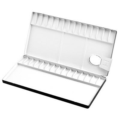 HEUNG IL Aluminum Water Color Palette 30colors Compartments No.430