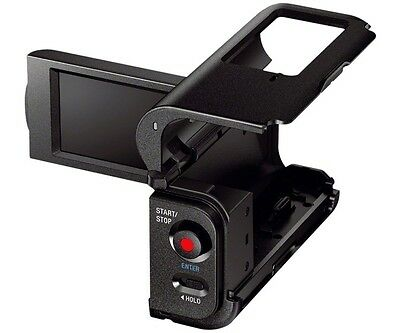 Sony Action Cam Genuine NEW Accessories Handycam Case Flip Out Screen LCD Unit