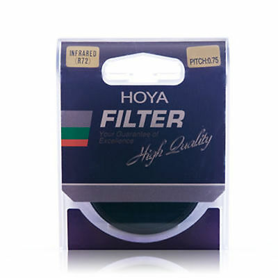 Hoya 49mm Infrared R72 IR Special Effect Camera Filter for Sony Canon Nikon Lens