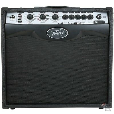 Peavey VYPYR VIP 2 Modeling Amplifier 40 Watts 36 Amp models 26 Effects