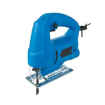 Heavy Duty 350W Electric Jigsaw Adjustable Bevel Plate Cutting Saw