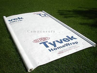 Dupont Tyvek Homewrap~sold by the foot~9 ft. wide