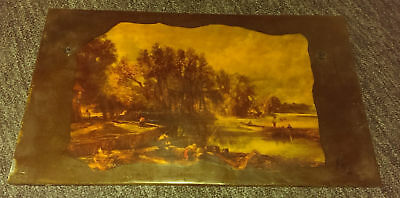 Slate decoupage - 8 different designs - Vintage - Hunting/Horse scenes
